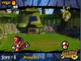 Flash игра Mario strikers